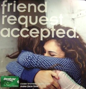 Friendship request accepted