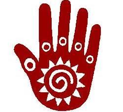 Stamp Spiral Hand