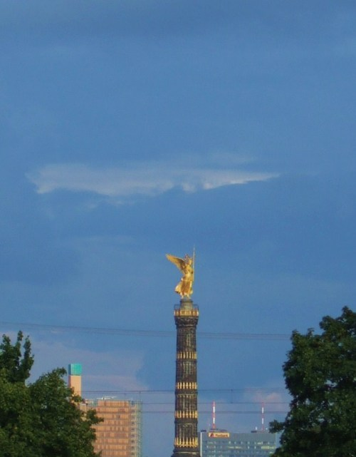 Hello Berlin, Foto: Not quite like Beethoven, all rights reserved