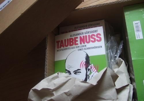Unboxing Taube Nuss